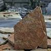 Бутовый камень из розового известняка